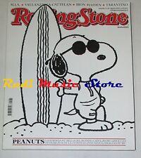 ROLLING STONE MAGAZINE 82/2010 Iron Maiden Nikki Sixx Litfiba Marracash No cd