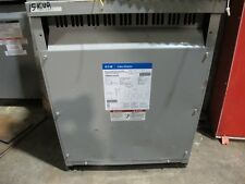 Cutler Hammer 15 KVA 480 X 120/208 3 Phase Copper Transformer - T873