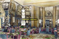 rp13953 - French CGT Liner - Normandie , built 1935 - Grand Salon - photo 6x4