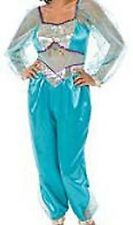 NWT! DISNEY STORE Aladdin JASMINE Fancy Dress Women COSTUME ADULT M