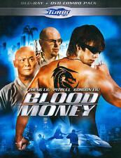 Blood Money (Blu-ray / Dvd, 2012, 2-Disc Set) Brand New Sealed Zheng Liu Pitbull