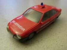 Herpa Opel Omega GLS Feuerwehr neutral aus Sammlung Sammlungsauflösung
