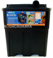 HOZELOCK ECOCEL 10000 POND FILTER REPLACES THE 9000 GARDEN FISH KOI FILTRATION