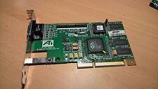 Steckkarte/Erweiterungskarte Grafikkarte ATI PN 109-49800-10 RGPRO 8MB (AGP)