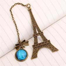 SEGNALIBRO - bronzo placcato con anticato finitura - Torre Eiffel modello