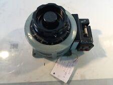Superior Electric Powerstat Variable Autotransformer Type 136 Spec Bp57515 Ser 1