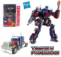 TAKARA TOMY TRANSFORMERS 4 VOYAGER REVENGE OPTIMUS PRIME AD12 ACTION FIGURES TOY