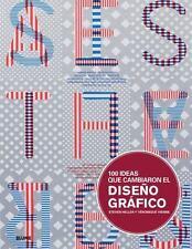 100 ideas que cambiaron el diseño gráfico (Spanish Edition)-ExLibrary