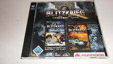PC  Blitzkrieg - Exclusiv Pack
