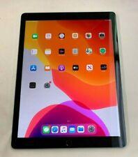 Apple iPad Pro 2nd Gen A1670 MP6G2LL/A 12.9'- 256GB Space Gray  11-2D