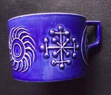 Blue Portmeirion Pottery