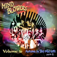 MIND BLOWERS VOL.16  NUGGETS  60s U.S. PSYCH POP