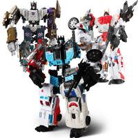 Bruticus Robots Hot Spot Transformers Streetwise Superion Defensor Action Figure