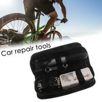 1Set Multifunctional Bicycle Repair Kit Tire Repair Inflator Kit Repair E5P0