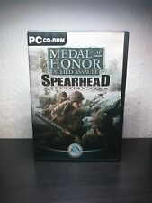PC Spiel Medal of Honor- Allied Assault Spearhead  Game