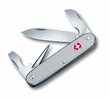 0.8120.26 Victorinox Swiss Army Knife Electrician Pioneer Silver Alox 53781 NEW