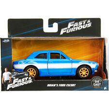 Jada 1974 Ford Escort RS2000 MK1 Brian's 1/32 Blue 97188