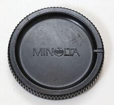 Geniune Minolta Maxxum body cap BC-1000