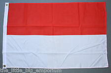 Republic of Indonesia Flag Polyester Indonesian 90cm X 60cm