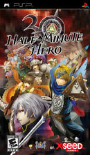 Half-Minute Hero PSP New Sony PSP