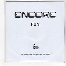 (FS385) Encore, Fun - DJ CD