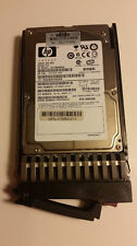 Disque dur SAS 146Go / 146GB + rack. HP MODEL DG146ABAB4 ST9146802SS