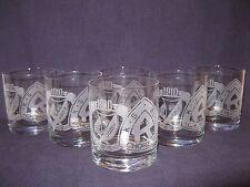 RUCH CHORZOW-WIDZEW LODZ -szklanki do whisky i nie tylko     6 SZT.