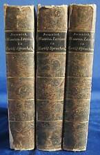 Waren-Lexikon 3 Bände von 1821 ZWÖLF SPRACHEN hochinteressant Original