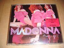 Madonna – Hung Up 2 track CD single