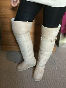 NEW KNEE OR OVER-KNEE BOOTS! UK5 (38)