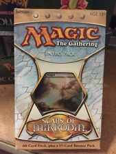 Magic The Gathering Scars Of Mirrodin Myr Of Mirrodin Deck For Card Game MTG