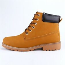 ROXDIA Faux Suede Leather Men Boots Spring Autumn And Winter Man Shoes Ankle Boo
