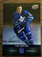 2019-2020 Tim Hortons Upper Deck Hockey Cards - Pick the cards you need!
