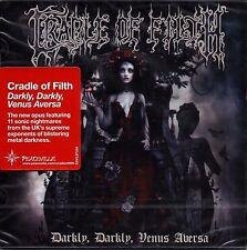 Cradle Of Filth ~ Darkly Darkly Venus Aversa New Sealed CD