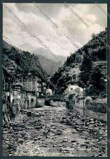 Sondrio Morbegno Foto cartolina C4469 SZA