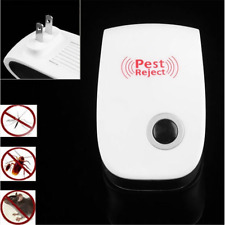 US Type Electronic Ultrasonic Anti Pest Repeller Mosquito Cockroach Mouse Killer