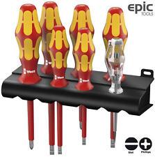 Wera Kraftform 7 piezas aislamiento VDE Phillips Ph & Set de