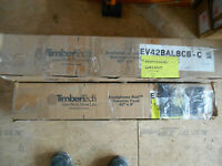 """TimberTech 42"""" Baluster Pack of 20Evolutions Rail - Traditional Walnut"""