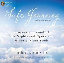 Safe Journey : Frightened Flyers and Other Anxious Julia Cameron 2 CDs SEALED!