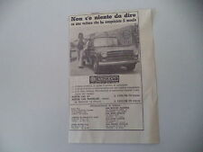 advertising Pubblicità 1973 INNOCENTI AUSTIN 1300 GT