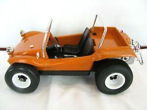 Cox Dune Buggy Gas Powered .049 Vintage Orange Meyers Manx VW Car Dunebuggy