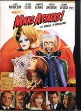 Dvd Mars Attacks ! - Ed. Snapper di Tim Burton 1996 Usato