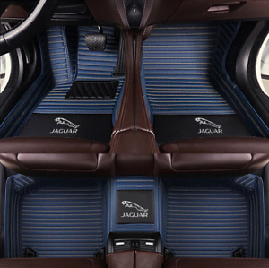 Right rudder Car Floor Mats FOR Jaguar XE,XF XJ XK E-Pace,F-Pace,F-Type,I-PACE