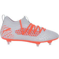 Puma Mens Future 4.3 Netfit Soft Ground Football Training Boots - Glacial Blue
