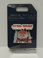Disney STAR WARS GALAXY'S EDGE CLEARED FOR LANDING 2019 Limited Release Pin