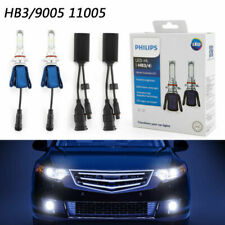 2X Philips HB3/4 6000K Ultinon Essential LED High/Low Beam Headlight Lamp 11005,