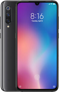 Xiaomi Mi 9 Single Sim 128GB Piano Black, # AU