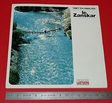 12 PHOTOS CHEQUE CHIC LUSTUCRU ANNEES 1970 ZANSKAR TIBET HIMALYA BOUDDHISME
