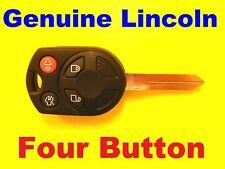 OEM 2007 - 2013 Lincoln Remote Head Key 4 Button 5914459 164-R7015 40-Bit