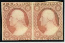 U.S. - 11 - Pair - Hinged (With Pse Certificate) - Catalog value 650.00